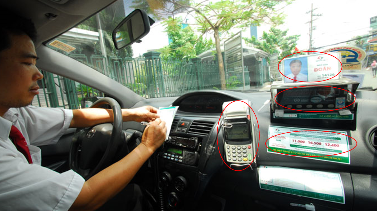 Avoiding taxi scams in Saigon