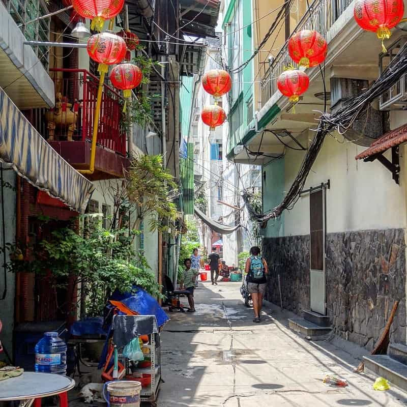 things to do in Saigon in 3 days chinatown