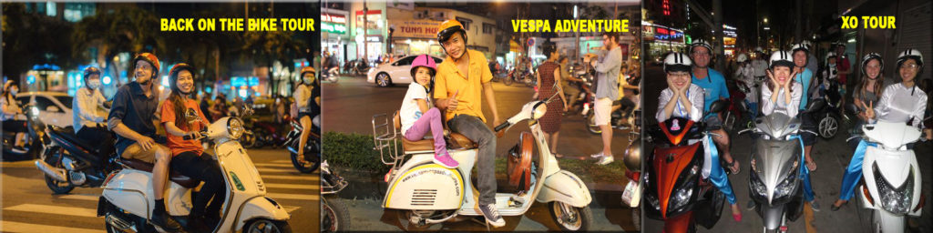 things to do in Saigon in 3 days good motorbike tour company