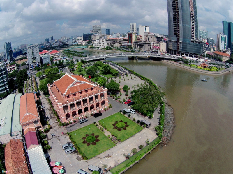 District 4 in Saigon a hidden gem that you may miss Ho Chi Minh Museum
