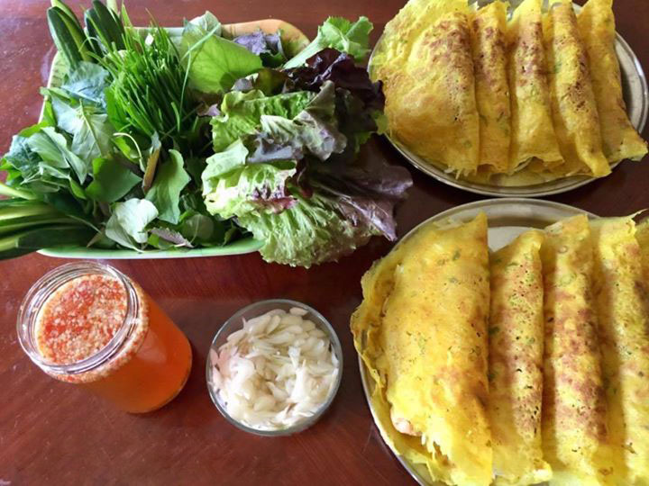 Top 4 reasons to love Mekong Delta Vietnamese pan cake