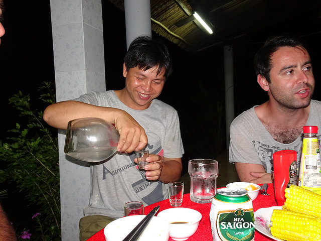 Top 4 reasons to love Mekong Delta drinking with a local people