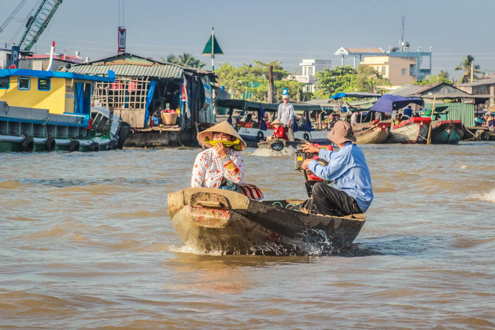 Top 4 reasons to love Mekong Delta boat culture