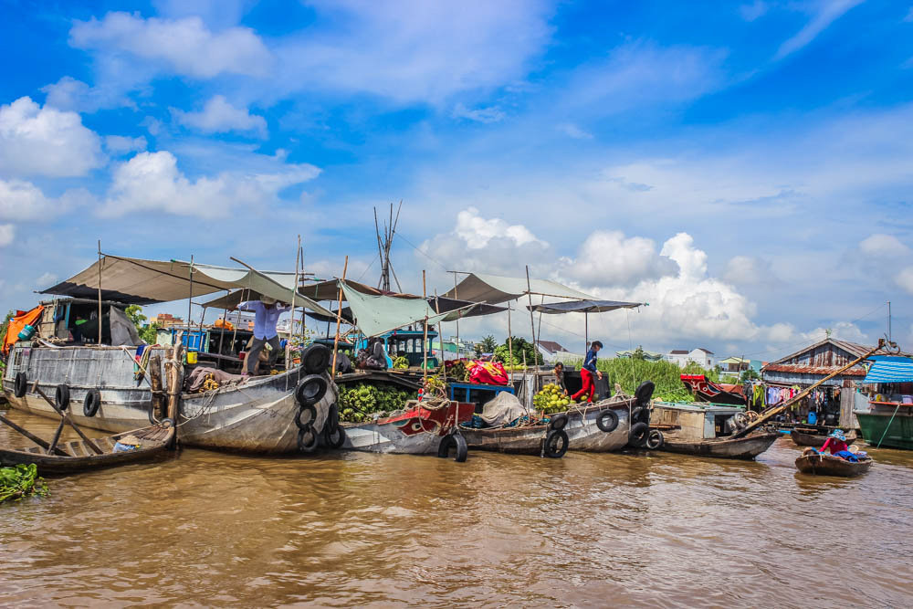Cai Rang floating market - Complete travel guide